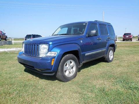 2009 Jeep Liberty for sale in Mounds, OK