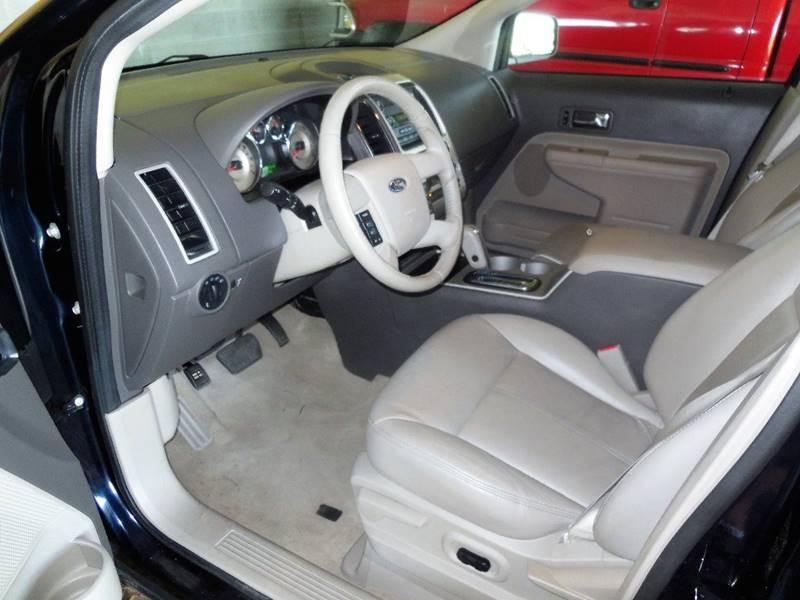 2008 Ford Edge AWD SEL 4dr Crossover - Mounds OK