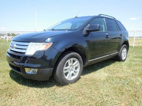 2008 Ford Edge for sale in Mounds, OK