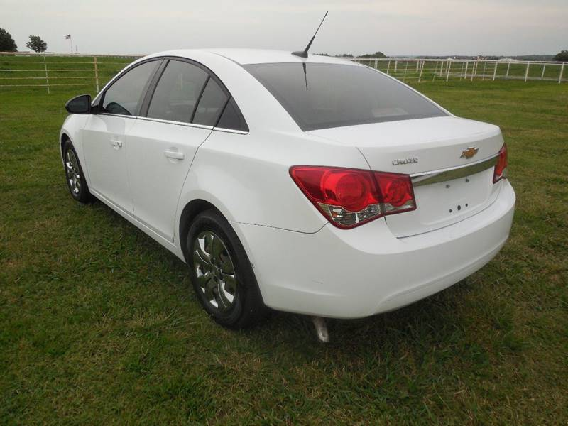 2012 Chevrolet Cruze LS 4dr Sedan - Mounds OK