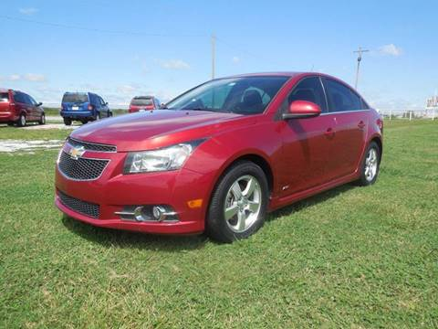 2014 Chevrolet Cruze for sale in Mounds, OK