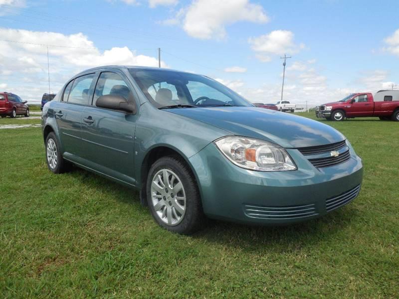 2009 Chevrolet Cobalt LS 4dr Sedan w/ 1LS - Mounds OK