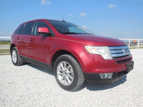 2007 Ford Edge for sale in Mounds, OK