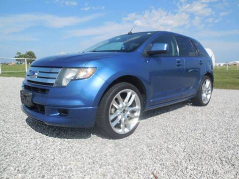 2009 Ford Edge for sale in Mounds, OK