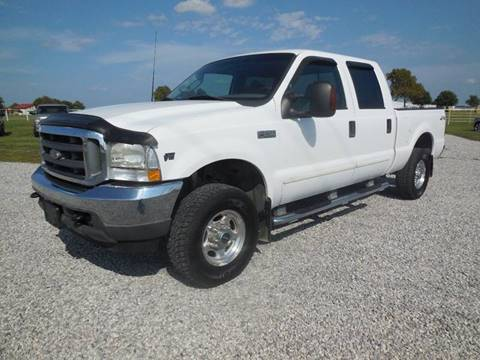 2003 Ford F-250 Super Duty for sale in Mounds, OK