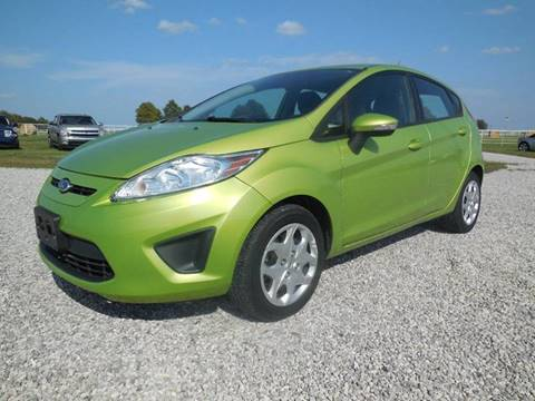 2013 Ford Fiesta for sale in Mounds, OK
