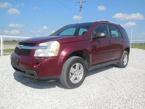 2008 Chevrolet Equinox for sale in Mounds, OK