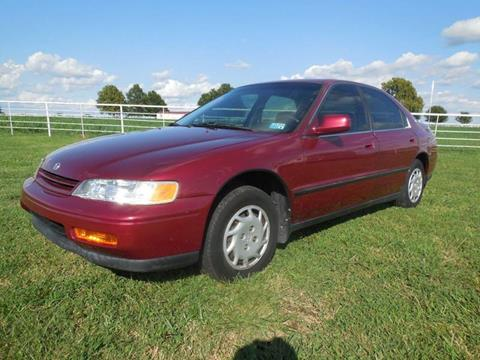 1994 Honda Accord for sale in Mounds, OK