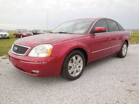 2006 Ford Five Hundred for sale in Mounds, OK