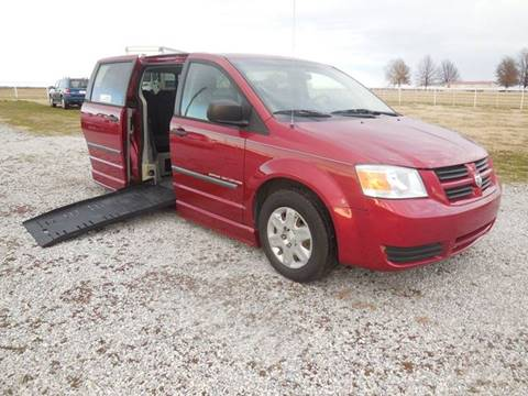 2008 Dodge Grand Caravan for sale in Mounds, OK