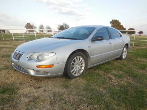 2002 Chrysler 300M for sale in Mounds, OK