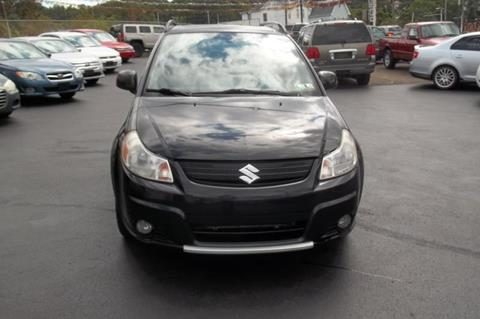 2008 Suzuki SX4 Crossover for sale in Union Town, PA