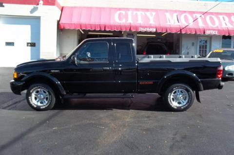 2002 Ford Ranger for sale in Union Town PA