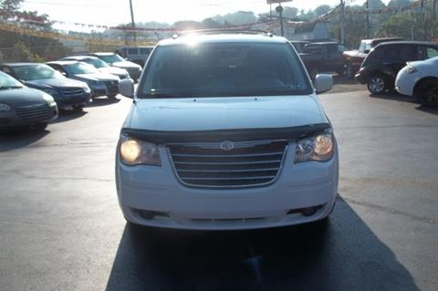 2010 Chrysler Town and Country for sale in Union Town, PA