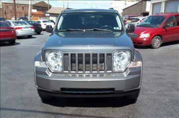 2012 Jeep Liberty for sale in Union Town, PA