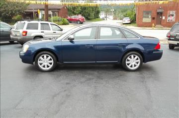 2006 Ford Five Hundred for sale in Union Town, PA