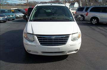 2006 Chrysler Town and Country for sale in Union Town, PA