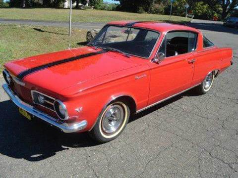 1965 Plymouth Barracuda for sale in Bridgeport, CT