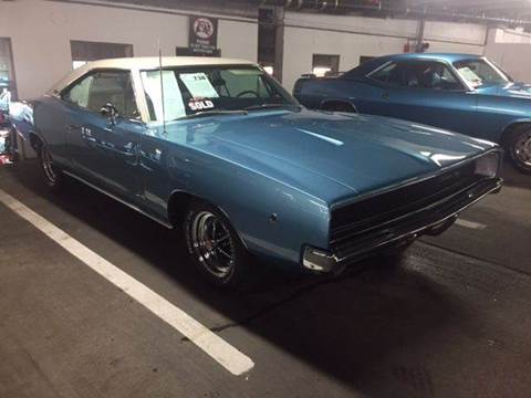 1968 Dodge Charger for sale in Bridgeport, CT
