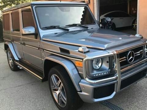 Mercedes benz g class for sale pennsylvania for Mercedes benz erie pa