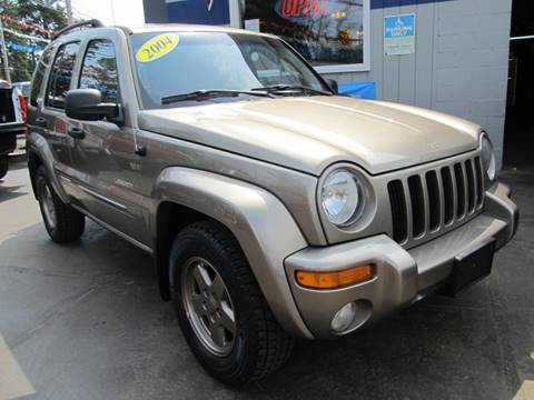 2004 Jeep Liberty for sale in Erie, PA