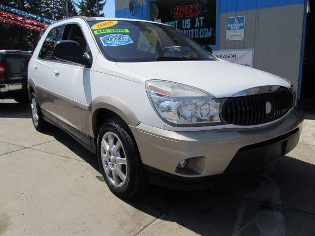 2005 Buick Rendezvous for sale at Fleetwing Auto Sales in Erie PA