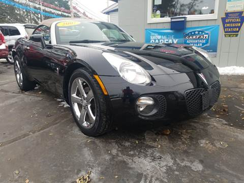 2007 Pontiac Solstice for sale in Erie, PA