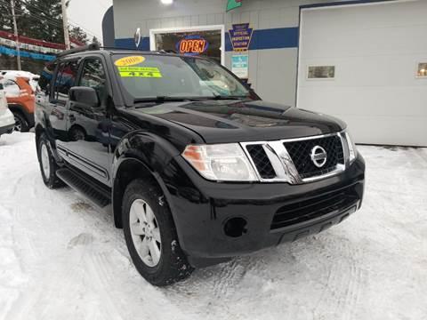 Nissan Erie Pa >> Used Cars Erie Used Pickup Trucks Adna Allyn Bizzarro`s Fleetwing Auto Sales