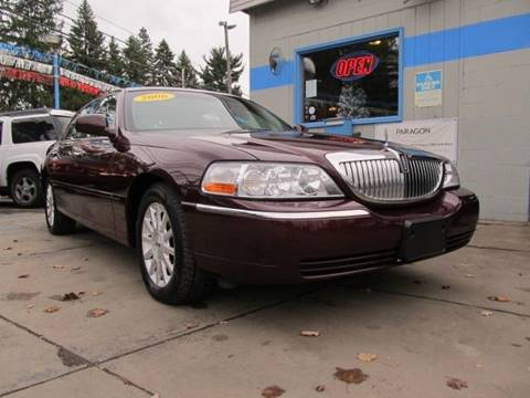 2006 Lincoln Town Car for sale in Erie, PA