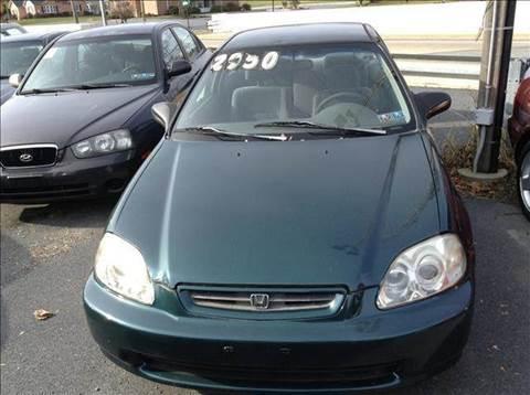 1998 Honda Civic for sale in Ephrata, PA