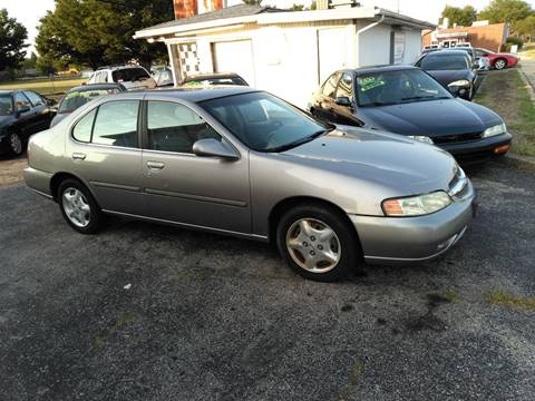2000 Nissan Altima for sale in West Carrollton, OH