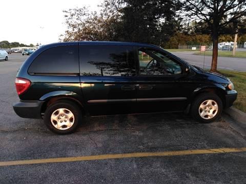 2002 Dodge Caravan for sale in West Carrollton, OH