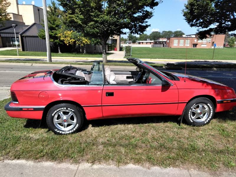 1991 chrysler le baron gtc 2dr convertible in west carrollton oh 1991 chrysler le baron gtc 2dr convertible west carrollton oh sciox Choice Image