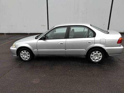 2000 Honda Civic for sale in West Carrollton, OH
