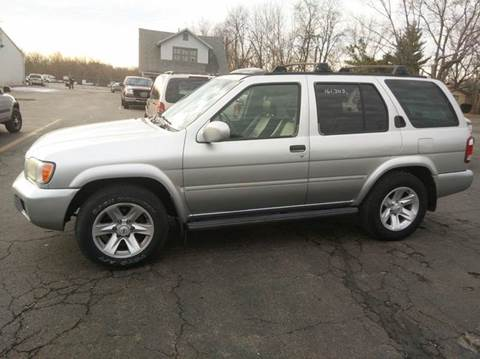 2003 Nissan Pathfinder for sale in West Carrollton, OH