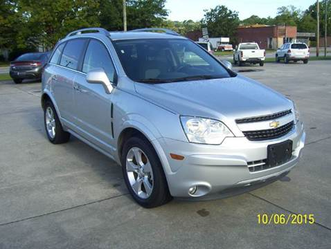 2014 Chevrolet Captiva Sport for sale at Safeway Motors Sales in Laurinburg NC