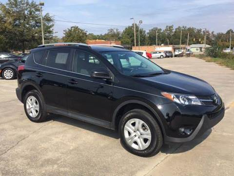 2015 Toyota RAV4 for sale at Safeway Motors Sales in Laurinburg NC