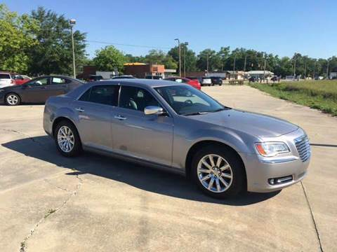 2013 Chrysler 300 for sale at Safeway Motors Sales in Laurinburg NC