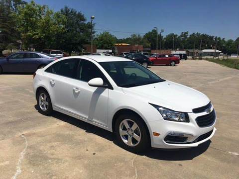 2016 Chevrolet Cruze Limited for sale at Safeway Motors Sales in Laurinburg NC