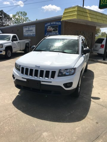 2016 Jeep Compass for sale at Safeway Motors Sales in Laurinburg NC