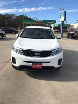 2015 Kia Sorento for sale at Safeway Motors Sales in Laurinburg NC
