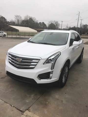 2017 Cadillac XT5 for sale at Safeway Motors Sales in Laurinburg NC