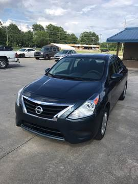 2016 Nissan Versa for sale at Safeway Motors Sales in Laurinburg NC