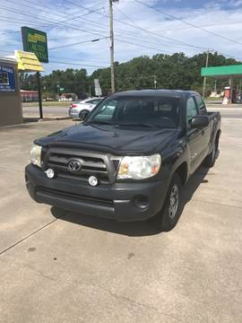 2009 Toyota Tacoma for sale at Safeway Motors Sales in Laurinburg NC
