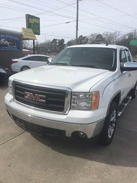 2008 GMC Sierra 1500 for sale at Safeway Motors Sales in Laurinburg NC