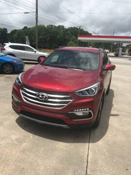 2017 Hyundai Santa Fe Sport for sale at Safeway Motors Sales in Laurinburg NC