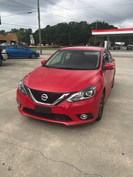 2019 Nissan Sentra for sale at Safeway Motors Sales in Laurinburg NC