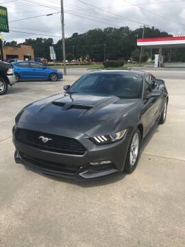 2016 Ford Mustang for sale at Safeway Motors Sales in Laurinburg NC