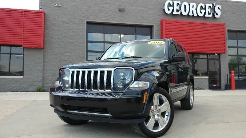 2012 Jeep Liberty For Sale At Georgeu0027s Enterprises Inc, In Brownstown MI