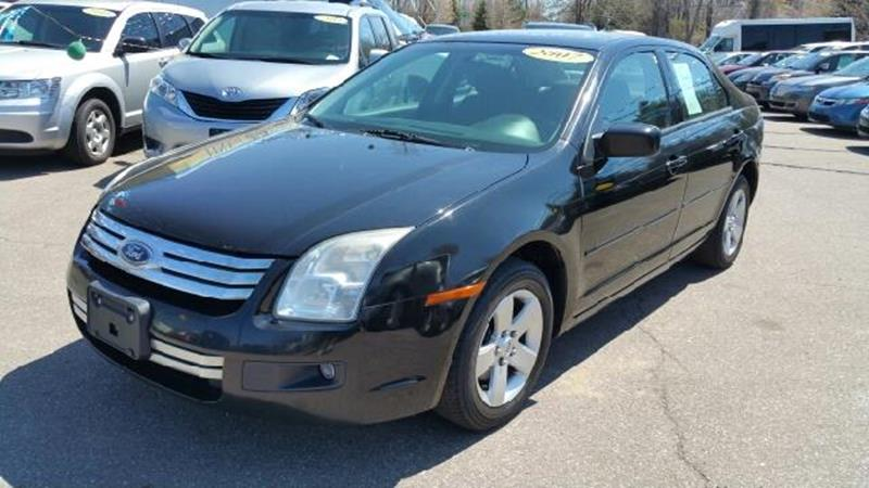 Ford Fusion In Brownstown MI Georges Enterprises Inc - 2007 fusion